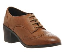 Quantum lace up brogues