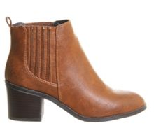 Imitate chelsea ankle boots