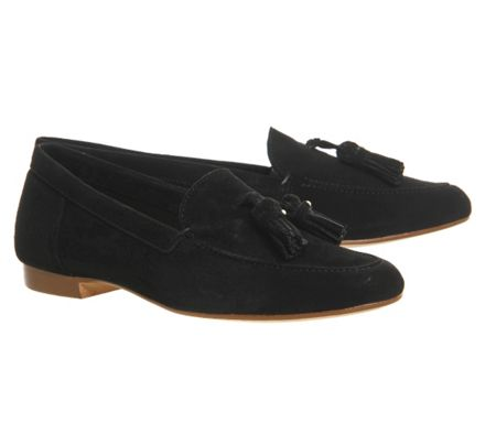 Office Retro tassel loafers