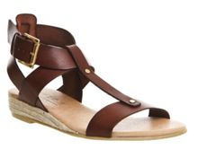 Office Hadley leather sandals