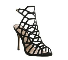 Trance strappy single sole sandals
