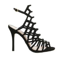 Office Trance strappy single sole sandals