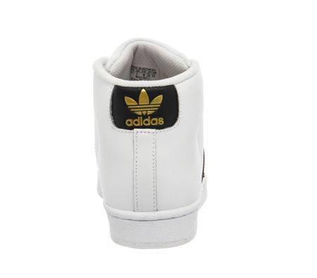 Adidas Pro model trainers