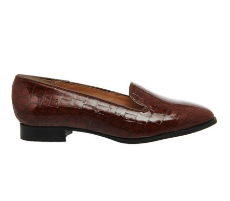 Office Rita high cut out slippers