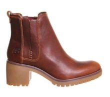 Averly chunky chelsea ankle boots