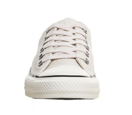 Converse All star low leather trainers