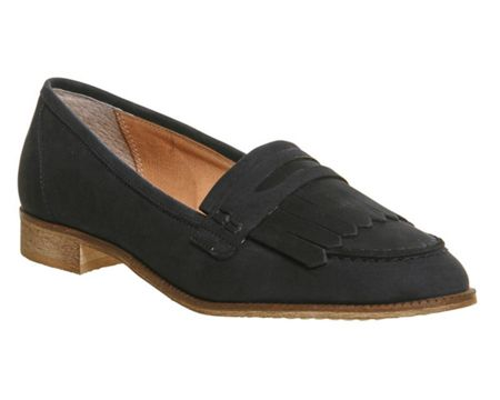 Office Down town fringe loafers