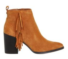 Office Jasper fringed boots