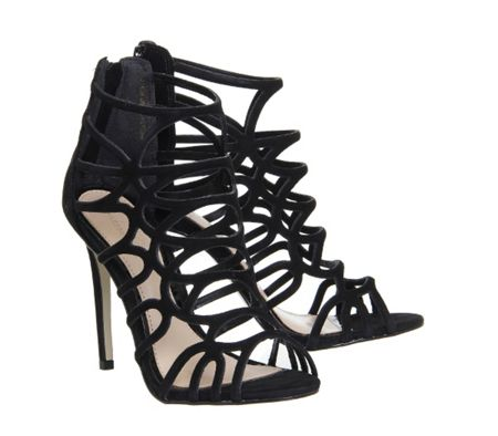 Office Archer strappy shoes
