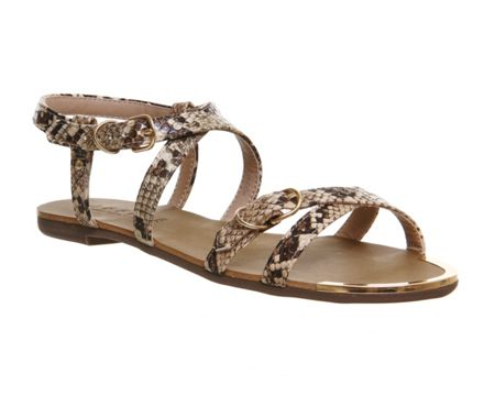 Office Brooke strappy sandals