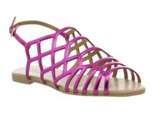 Office Beau caged sandals