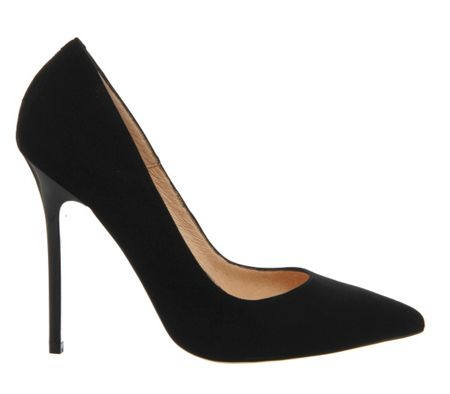 Office Onto point court heels