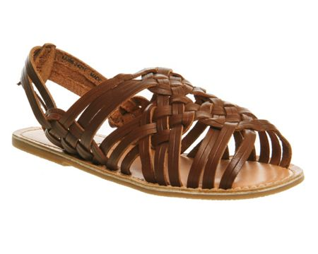 Office Bongo woven sandals