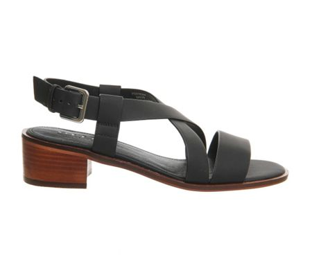Office Midtown block heel sandals