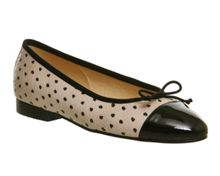 Office Rosa ballet pumps