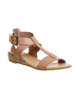 Hadley leather sandals
