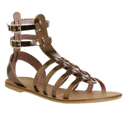 Office Olympia gladiator sandals