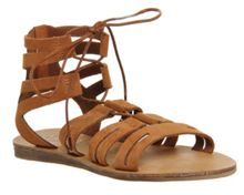 Office Banshee lace up gladiator sandals