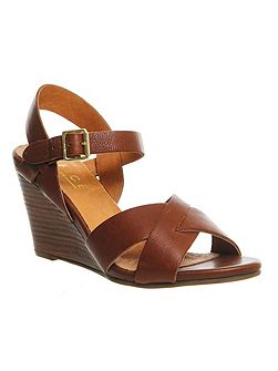 Mayday wedge sandals