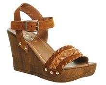 Office Madeira wedge sandals