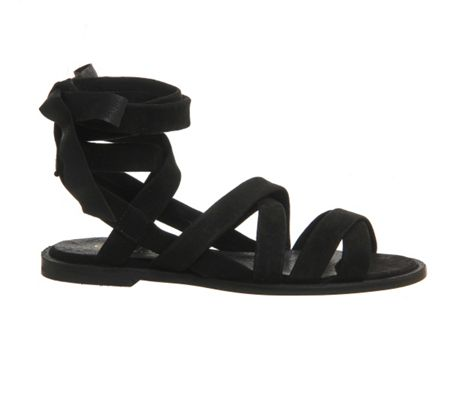 Office Beth wrap around sandals