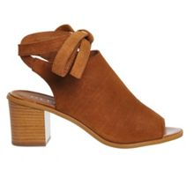 Office Morocco cuff ankle tie sandals