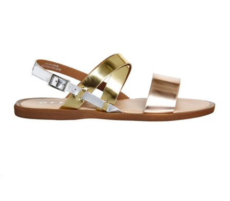 Office Bali strappy sandals