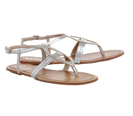 Office Believe strappy sandals