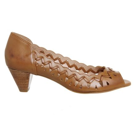 Office Martha woven heels