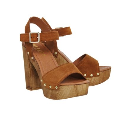 Office Amazonian sandals