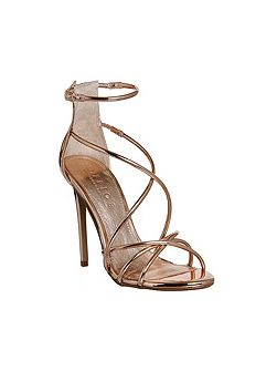 Angel tubular strap sandals