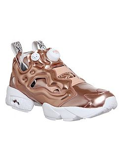 Reebok insta pump fury trainers