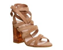 Office Ashley block heel sandals