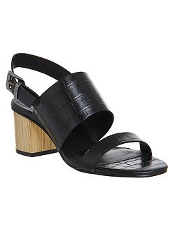 Meadow slingback sandals