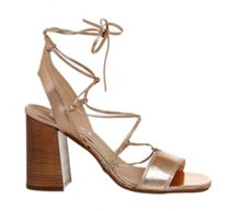 Office Antonia flared heel sandals