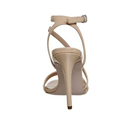 Office Nadine asymmetric sandals