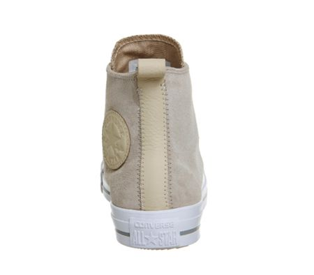 Converse Ctas lined loop high trainers