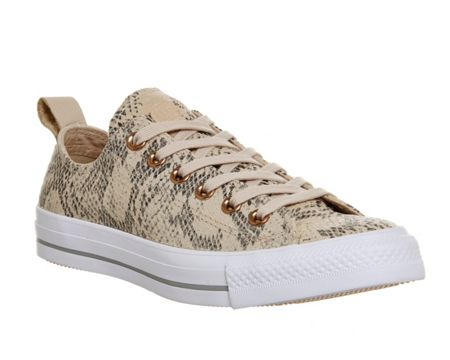 Converse Ctas lined loop ox trainers