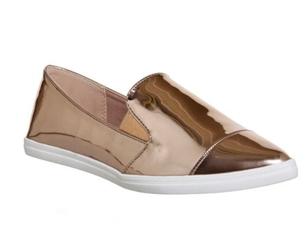 Office Reserve pointed trainers