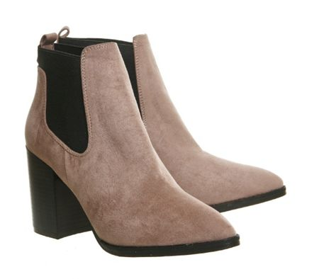 Office Logan point chelsea boots