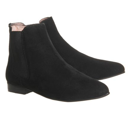 Office Lincoln chelsea boots