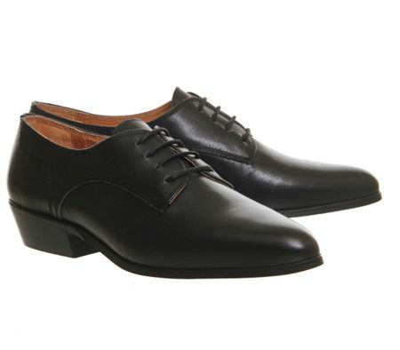 Office Picadilly western lace ups