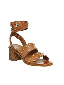 Fan girl studded sandals