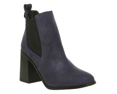 Office Lavish smart heeled chelsea boots