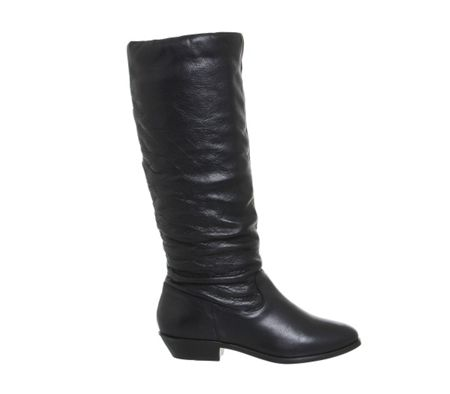 Office Kim slouch knee boots