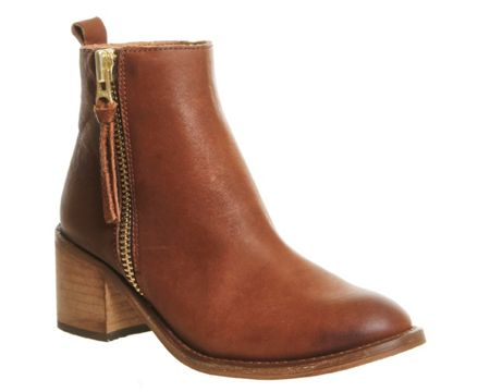 Office Lennox casual side zip boots