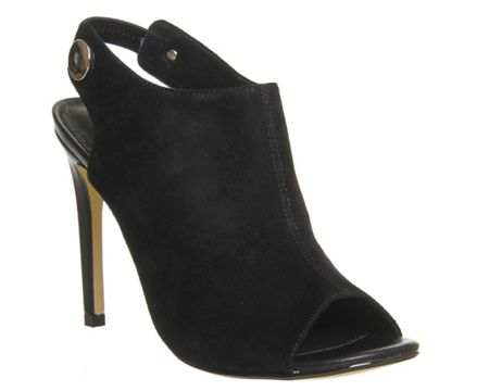 Office Napa peep toe shoeboots