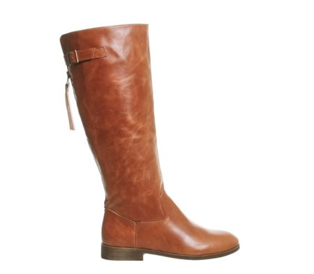 Office Kinetic casual knee boots