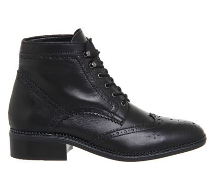 Office Limerick brogue lace up boots
