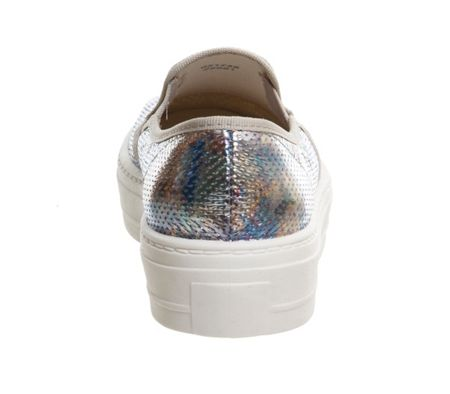 Office Disco flatform trainers